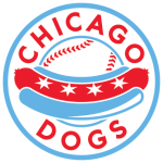 Chicago Dogs Badge Logo